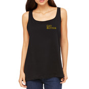 Get Butter Ladies Flowy Tank
